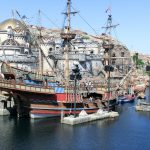 『東京ディズニーシーの帆船たち』 第1回:ルネサンス号  〜その1ガレオン船とその時代〜