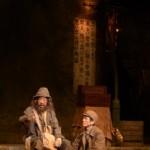 劇団四季『思い出を売る男』が開幕。