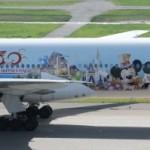 特別塗装機「JALハピネスエクスプレス」就航中!