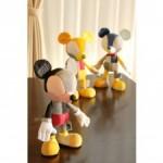 ミッキーマウスのフィギュアスタイルぬいぐるみ、先行予約受付開始!