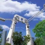 さがみ湖の山頂に日本初上陸!爽快スリルアトラクション「大空天国」、今夏開業決定