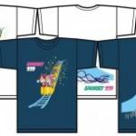 富士急ハイランド×Laundry、夏にぴったりな「絶叫コラボTシャツ」発売中!