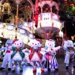 ハローキティが贈る、光輝くウィンターイベント「ハートフルリボンクリスマス」開催決定