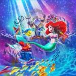 東京ディズニーシー 新ミュージカルショー「キング・トリトンのコンサート」詳細が発表