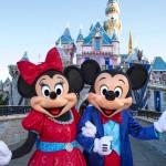 カリフォルニア ディズニーランド・リゾート 開園60周年イベントスタート!