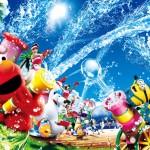 パーク史上最大の水量&大人気キャラクター「ミニオン」が新登場し、 熱狂の渦へ『ウォーター・サプライズ・パーティ』を開催!