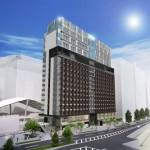2017年夏、ユニバーサルシティ駅前にカンデオホテルズがオープン!