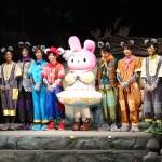 新作ミュージカル「ちっちゃな英雄(ヒーロー)」公開ゲネプロ・記者発表会を実施。