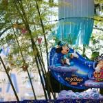 七夕の東京ディズニーリゾートを散策する