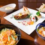 レストラン櫻、七夕シーズン限定のスペシャルセットを食す