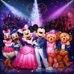 東京ディズニーシー 「バレンタイン・ナイト 2016〜コンサート・オブ・ラブ〜」を開催。