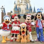 東京ディズニーランド「ディズニー・クリスマス・ストーリーズ」新コスチュームをお披露目