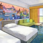 「東京ディズニーセレブレーションホテル」 第2棟のオープン日が2016年9月10日(土)に決定!