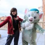 ラジオ番組「花奈澪のコンフェティ☆シャワー」にて、「スウィート・ダッフィー」の模様をお届け!
