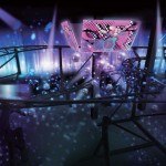 東京ジョイポリス、世界初の音ゲーコースターや「あんさぶるスターズ!」のアトラクション登場!