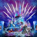 全編『アナと雪の女王』で構成される新キャッスルプロジェクション 「フローズン・フォーエバー」開催