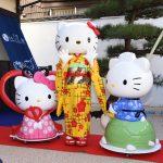 関東初のハローキティをテーマにした和カフェ、江ノ島にオープン!
