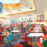 東京ディズニーランド新飲食施設「プラズマ・レイズ・ダイナー」3月25日(土)オープン!