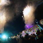 史上最多約3600発の花火で新年を迎える『ユニバーサル・カウントダウン・パーティ 2017』を開催!