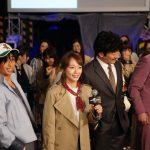 映画『名探偵コナン から紅の恋歌』USJコラボイベント開催!吉岡里帆さんも登場!