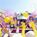ストリートショー「ミニオン・ハチャメチャ・タイム」開催!
