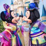 「ディズニー七夕デイズ」ミッキーとミニーは新コスチュームに!6月15日(木)スタート!
