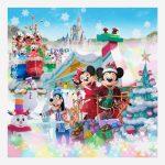 パレード「ディズニー・クリスマス・ストーリーズ」へJALが協賛
