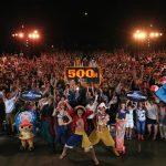 『ワンピース・プレミアショー』通算500回公演達成!