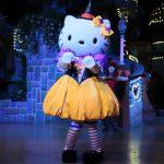 サンリオピューロランド、「ハロウィーンゴーストレンジャーパレード」先行上演会を開催!