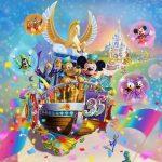 """アニバーサリーイベント「東京ディズニーリゾート35周年""""Happiest Celebration! """"」詳細発表!"""