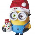 ミニオン、クリスマス期間限定のミニオングッズやフードが登場!