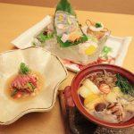 ディズニーアンバサダーホテル「花 Hana」、クリスマスコースを食す
