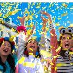「ベスト・フレンズ・フォーエバー・キャンペーン」学生旅行限定!今年と同じ仲間で来場すると、来年は無料!