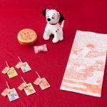 犬のディズニーキャラクターグッズを集めた「ハッピーニューイヤーズボックス」発売!