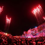 『ユニバーサル・カウントダウン・パーティ 2018』を開催