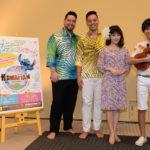 ディズニー・ハワイアン・コンサート2019制作会見開催