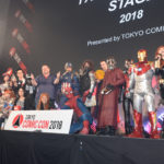 東京コミックコンベンション2018コスプレ模様を魅る