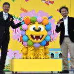 レゴランド®・ジャパン開業2周年記念オリジナルレゴモデル完成お披露目イベント開催!