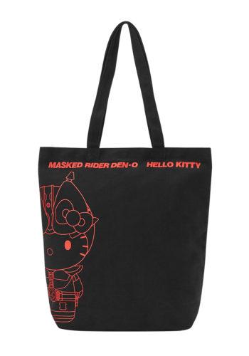 「仮面ライダー電王×ハローキティ」トートバッグ(2,484円)