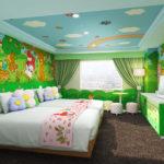 世界初マイメロディ、リトルツインスターズ客室が京王プラザホテル多摩に6/15オープン