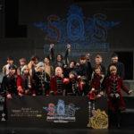 2.5次元ダンスライブ「S.Q.S(スケアステージ)」Episode 3 「ROMEO -in the darkness-」開幕!