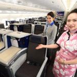 ANA、オール2階建ての大型旅客機A380「FLYING HONU」機内内覧会開催!