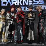 舞台『DARKNESS HEELS-THE LIVE-』スペシャルナイト開催!