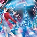 USJのクリスマスが完全一新!「ユニバーサル・クリスタル・クリスマス」開幕