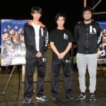 ハイパープロジェクション演劇「ハイキュー!!」〝飛翔〞稽古場公開取材開催!