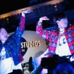 EXILE NAOTO、山下健二郎(三代目 J Soul Brothers)をUSJに迎え「ゾンビ・デ・ダンス」スペシャルイベント開催!