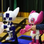 東京2020ロボットプロジェクト マスコットロボットの遠隔操作初実演!