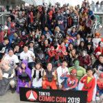 東京コミックコンベンション2019 コスプレ模様を魅る。