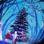 USJ新クリスマスショー「ユニバーサル・クリスタル・クリスマス」スタート