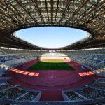 新しい国立競技場 完成!